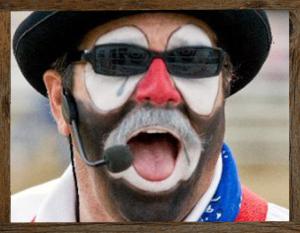 Hollywood Harris Amp Brinson James Rodeo Clowns